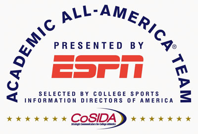 ESPN Academic All-America logo